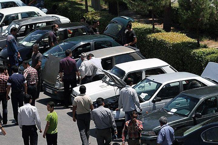 """خرید و فروش خودروهای دسته دوم با """"دنده پنج"""""""