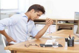 شایع ترین مشکلات ناشی از کار در محیط های اداری