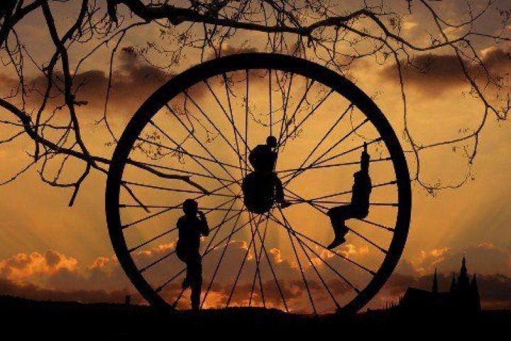 """چرخش با چرخ فلك """"تهران در شب"""""""