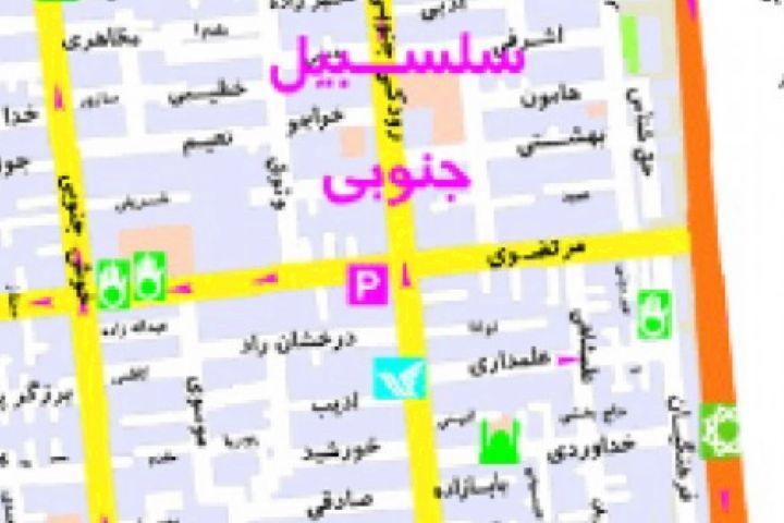 در سلسبیل جنوبی با رادیو تهران