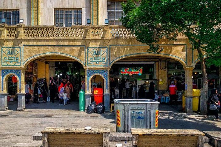 """با """"رادیو تهران"""" در سبزه میدان"""