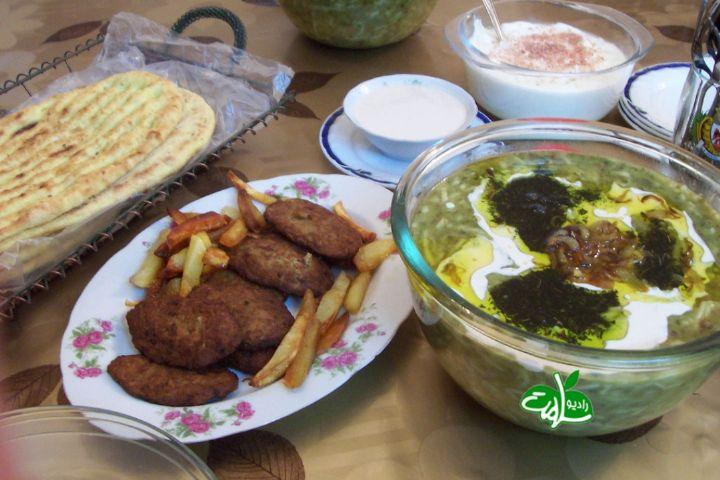 رادیو سلامت «سفره ایرانی» چید