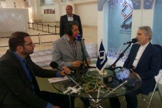 حضور دکتر نوبخت در برنامه نمای نزدیک رادیو قرآن