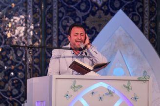 تلاوت افتخاری محمدرضا پورزرگری در چهارمین روز سی و پنجمین دوره مسابقات بین المللی قرآن کریم