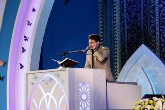 تلاوت سیدمصطفی حسینی در مرحله نهایی سی و پنجمین دوره مسابقات بین المللی قرآن کریم