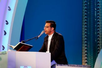 تلاوت علیرضا رضایی در مرحله نهایی سی و پنجمین دوره مسابقات بین المللی قرآن کریم