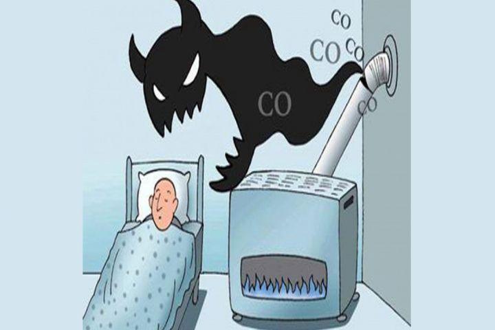خطرات گاز کربنیک در «پشت پلک صبح»