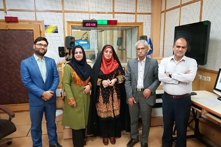 « اجرای مشترک برنامه ی هفت کوچه با مرکز کرمانشاه »