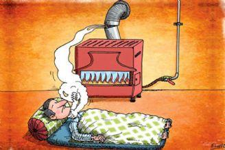 مرگ خاموش ناشی از گاز منوكسیدكربن