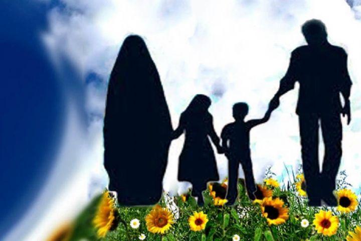 اهمیت همراهی همسر در زمان سوگواری
