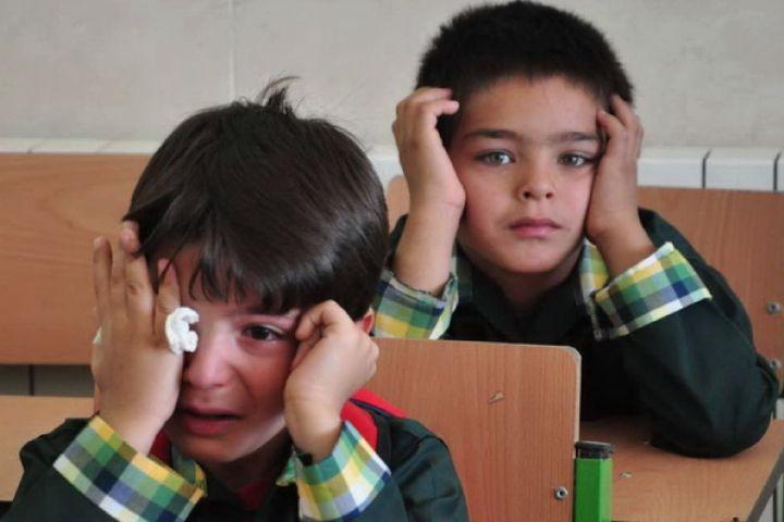 حس خوب روز اول مدرسه...
