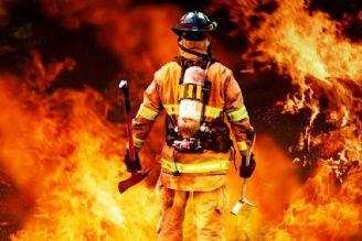 آتش سوزی یك حادثه است !!!