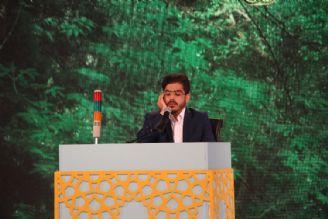 امید حسینی نژاد/ مرحله ی نهایی قرائت قرآن کریم