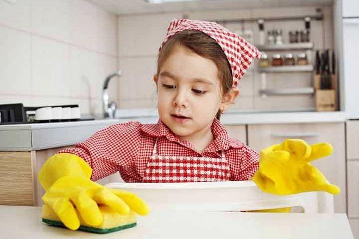 اهمیت آموزش نظم و مسئولیت پذیری به کودکان