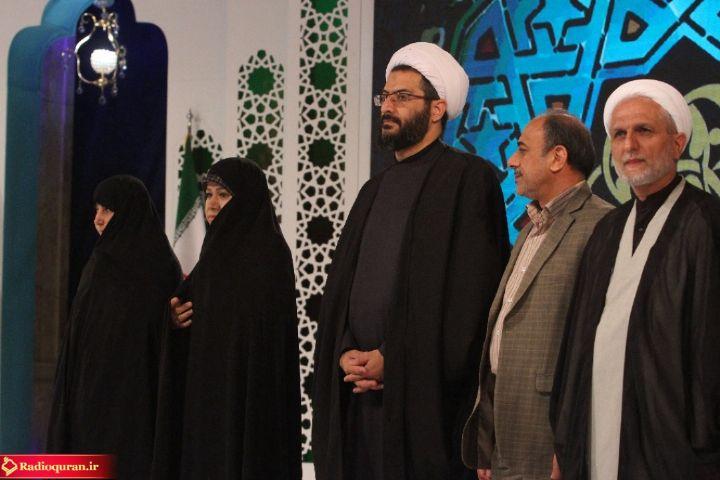 مراسم اختتامیه چهل و یکمین دوره مسابقات سراسری قرآن خواهران