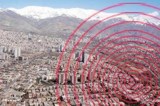 گم كردن جهت زمین در هنگام وقوع زلزله