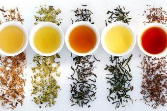 خواص انواع چای