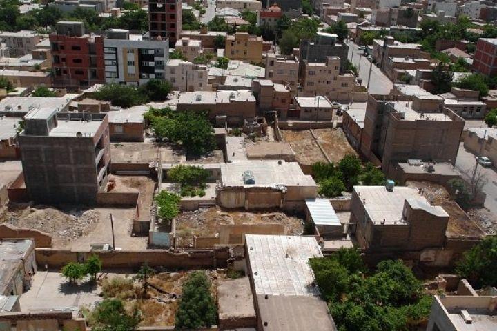 نصف سطح سكونتی تهران بافت فرسوده است