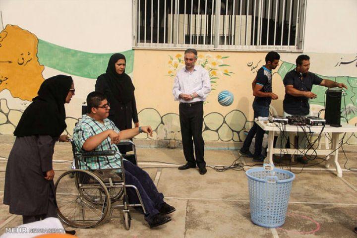 نبود بودجه مهمترین مشکل در پر کردن اوقات فراغت معلولان