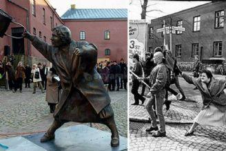 سرگذشت 10 مجسمه مشهور جهان