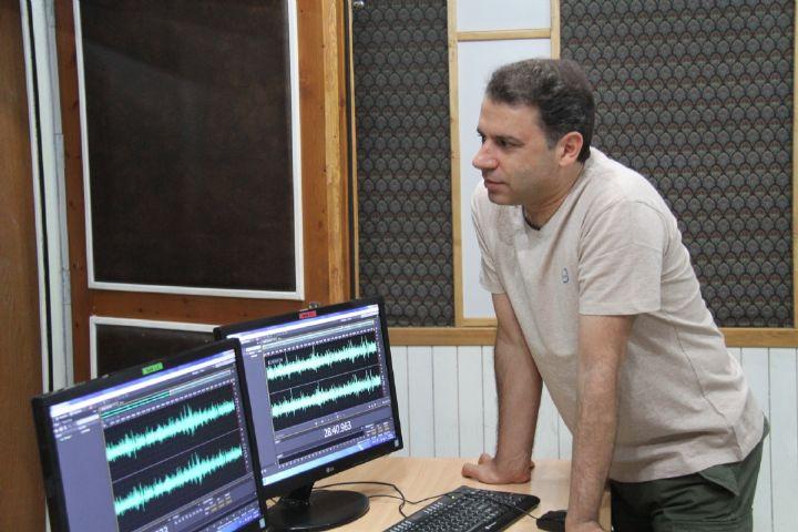 گفتوگو با آروین صداقت کیش در برنامه نیستان رادیو فرهنگ