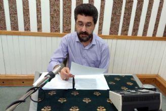 بازخوانی شعری از مولانا با اجرای امیر حسین مدرس