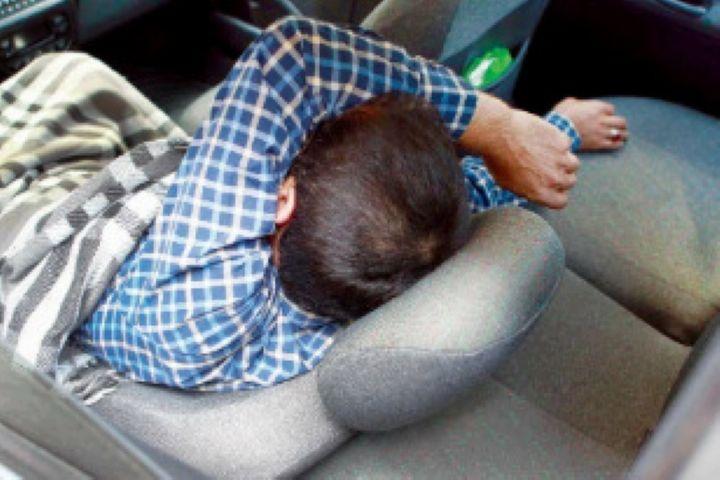 """تاکسی خوابی  در """"روی خط خبر"""" رادیو سلامت"""