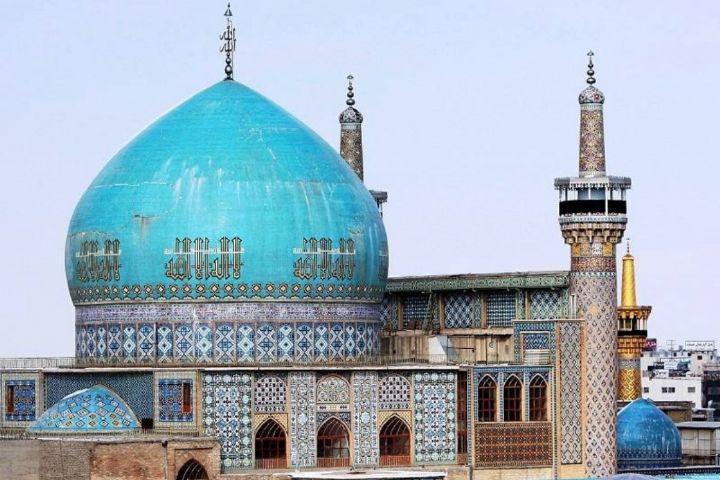 طرح مسجد پناه مردم