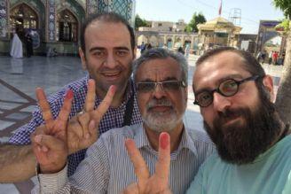 رای رادیو تهرانی ها در روز انتخابات
