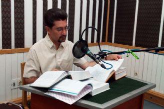 """همراه با """"امیرحسین مدرس"""" حكایتهای كهن و پندآموز فارسی را مرور كنیم"""
