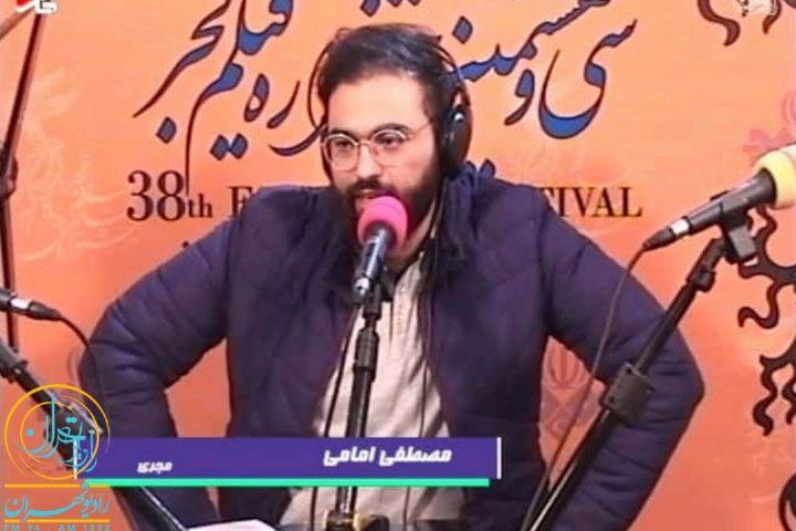 پشت صحنه در سومین روز جشنواره فیلم فجر