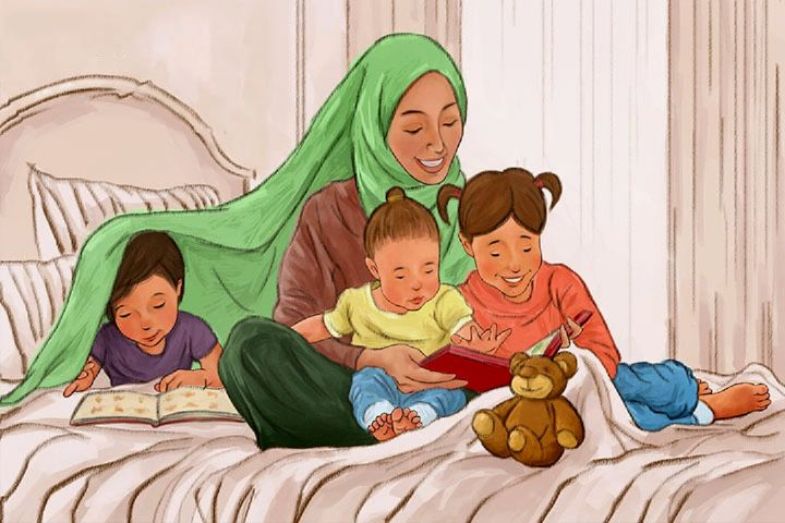 مادران شاغل از فرزندان خود غافل نشوند