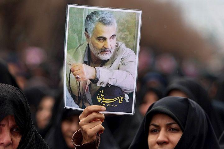 مردم ایران ادامه دهنده راه سردار سلیمانی هستند