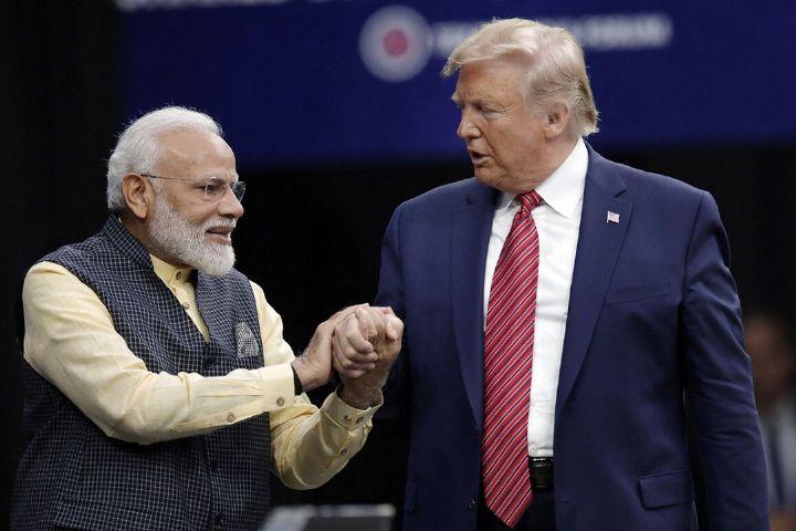 سوغات سفر ترامپ به هند
