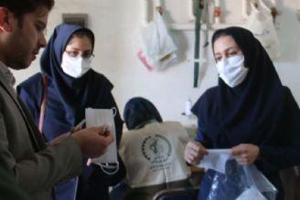 اقدامات بسیج سازندگی استان تهران برای مقابله با کرونا