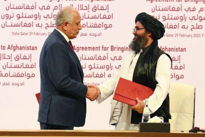 دستاوردهای توافق آمریكا با طالبان ...