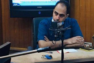 رضا منتظری: در ایران ، هنرمندان کاری برای جامعه نکردند