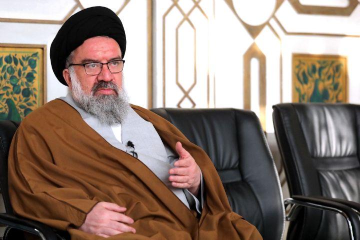 گفتگوی زنده رادیو تهران با آیت الله خاتمی امام جمعه موقت تهران