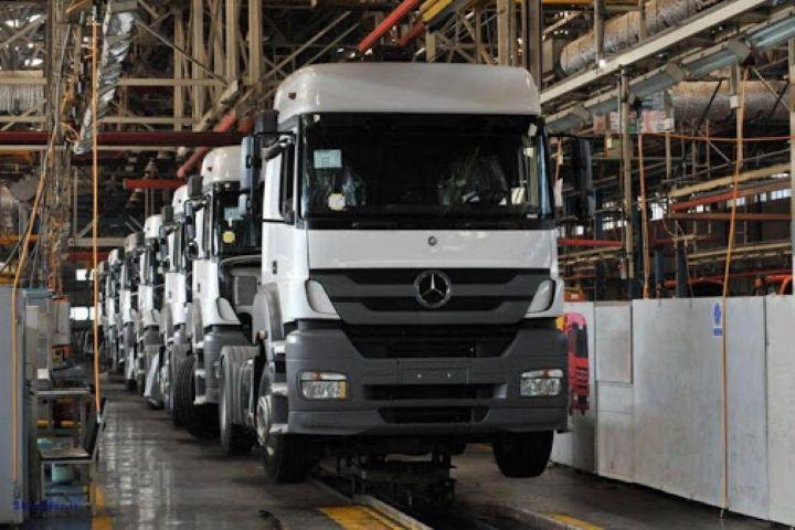 قیمت کامیون تولیدی از دوسال و نیم قبل شش برابر شده است