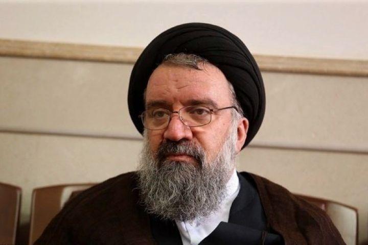 سخنرانی حجت الاسلام خاتمی امام جمعه موقت تهران در رادیو تهران