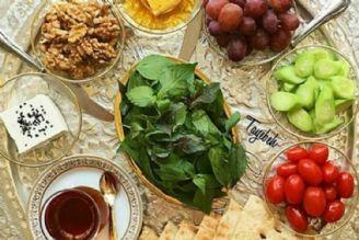 مواد غذایی مفید در وعده صبحانه