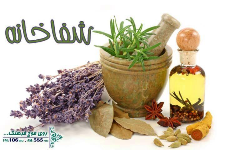 خواص گیاهان داروئی برای پیشگیری از آلزایمر در شفاخانه رادیو فرهنگ