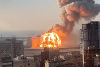 چرایی اهمیت انفجار بیروت در بعد رسانه ای