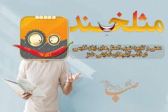 ضرب المثلهای شیرین فارسی را با لبخند بشنوید