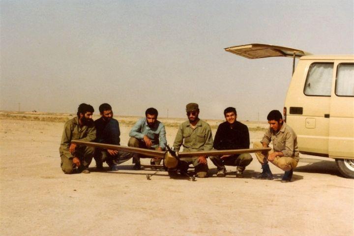 """نخستین """"پهپاد"""" ایرانی در دوران دفاع مقدس ساخته شد"""
