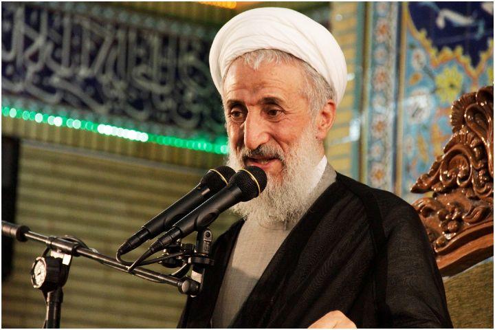 پخش بیانات حجت الاسلام صدیقی از رادیو تهران