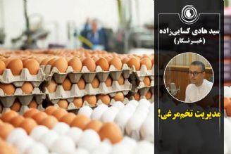 مدیریت تخممرغی!