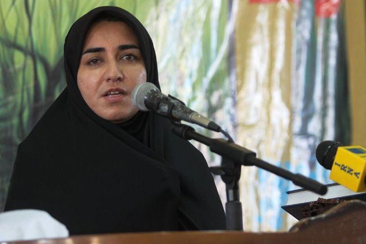 میزبانی رادیو تهران از بانوی بهارستانی دیار زاگرس