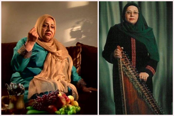 بانوی قانوننواز ایرانی مهمان «مهربانو»