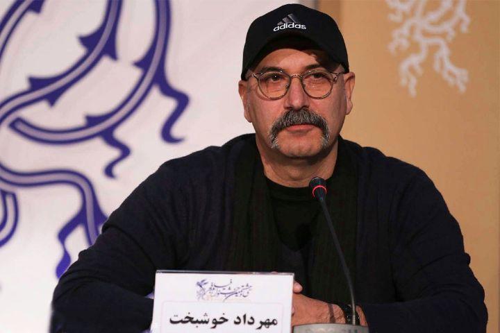 محمد صالح علاء میزبان مهرداد خوشبخت در آب و تاب رادیو تهران